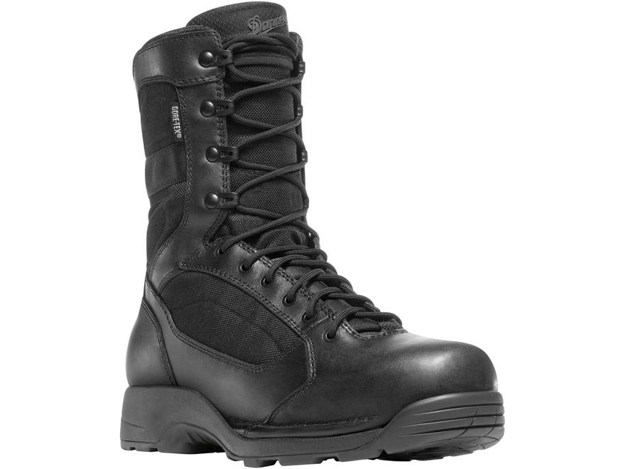 "Danner Striker Torrent 8"" Side-Zip Tactical Boots Leather"