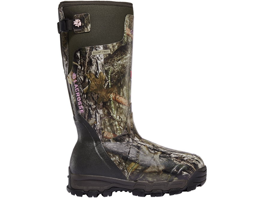 """LaCrosse Alphaburly Pro 15"""" Waterproof 1600 Gram Insulated Hunting Boots Rubber Mossy O..."""