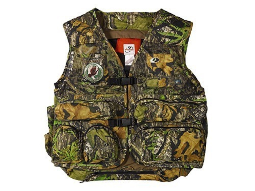 Russell Outdoors Men's Super Elite III Turkey Vest Cotton Polyester Blend