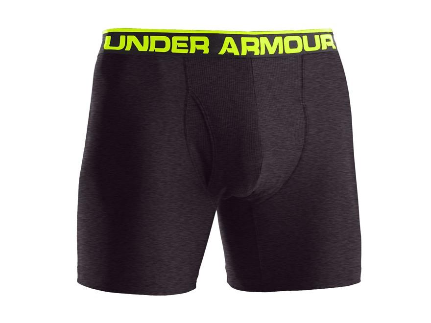 "Under Armour Men's 6"" Original BoxerJock Underwear Synthetic Blend"