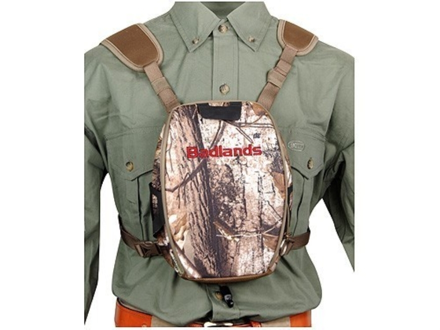 Badlands Binocular Case and Harness System Realtree AP Camo