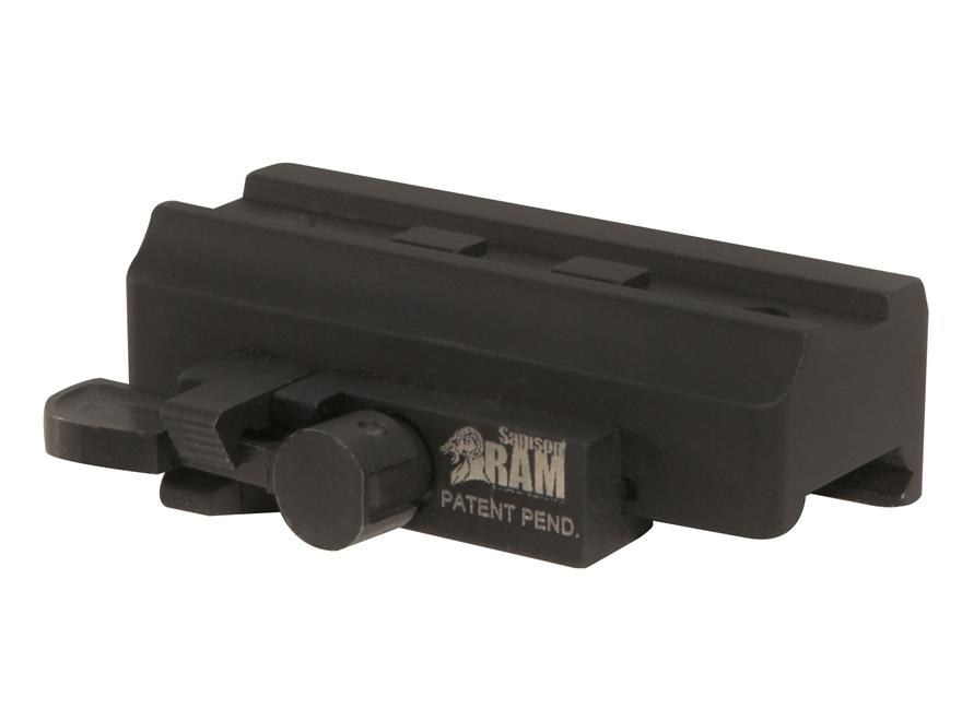 Samson QR Aimpoint Comp M2/M3/M4 Quick Release Base Matte