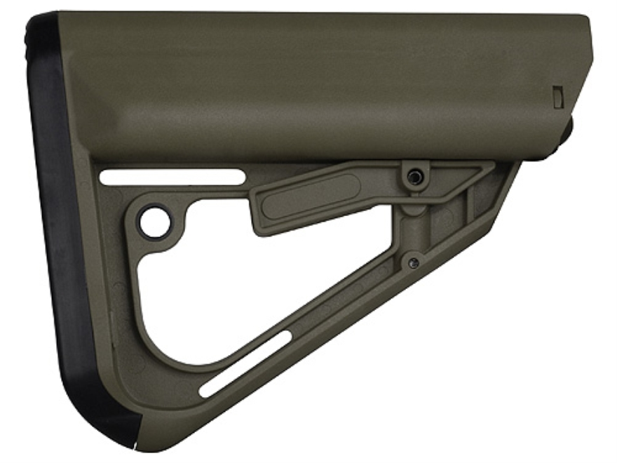 DoubleStar TI-7 Stock Collapsible AR-15, LR-308 Synthetic