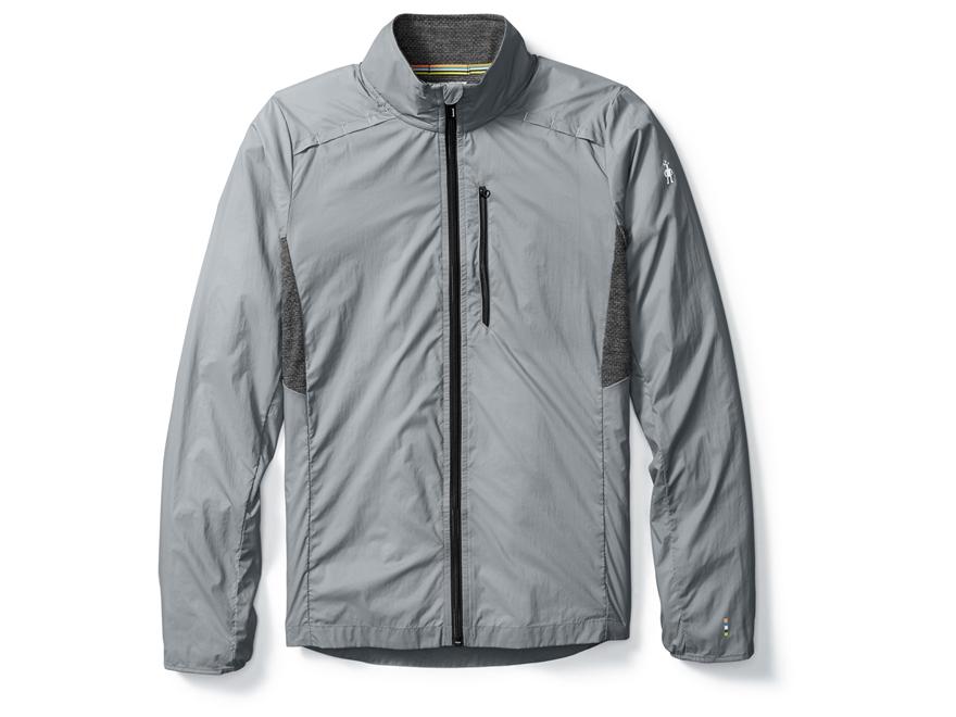 Smartwool Men's PhD Ultra Light Sport Jacket Nylon/Merino/Polyester