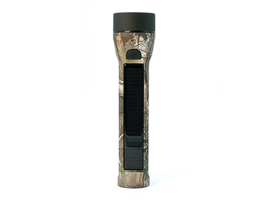 HybridLight Journey 250 Solar Flashlight LED Rechargeable Battery