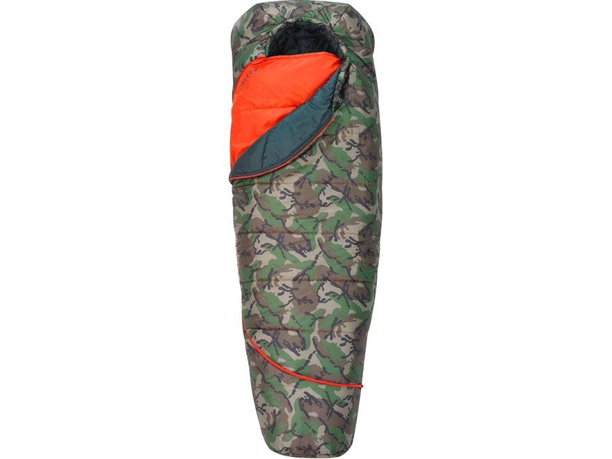 Kelty TRU. Comfort 20 Degree Youth Sleeping Bag Polyester