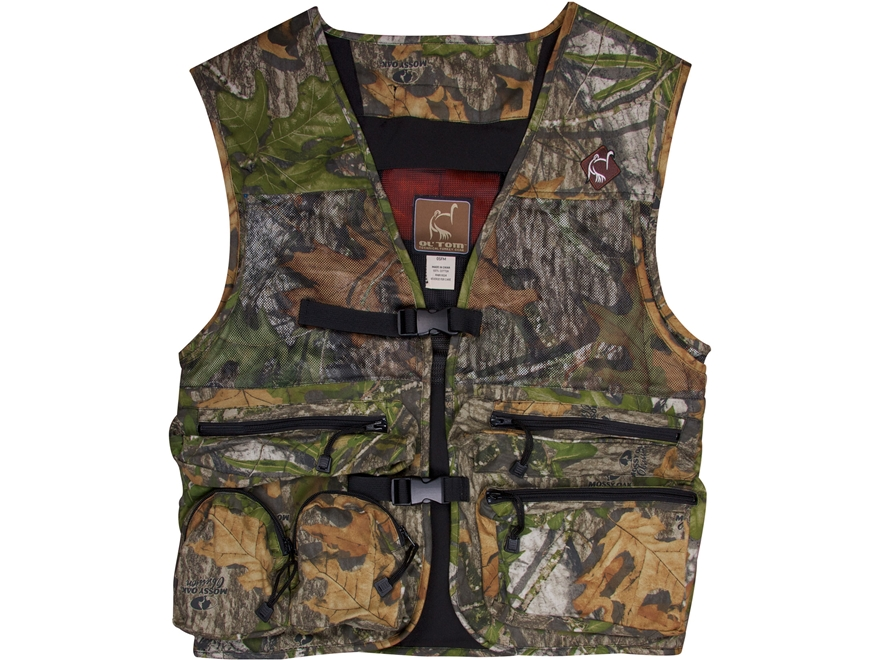 Ol' Tom Time & Motion Cotton Full Turkey Vest
