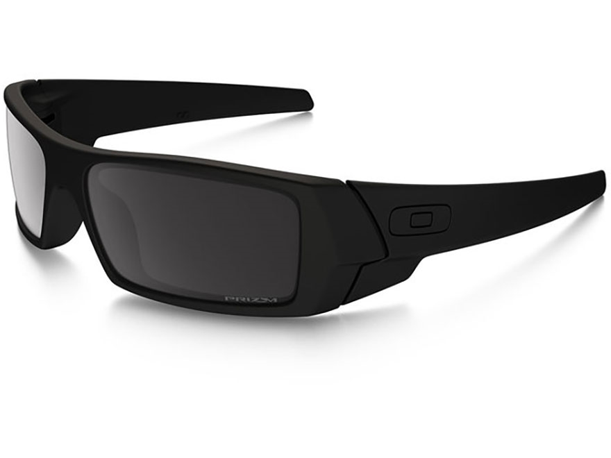 Oakley Gascan Polarized Sunglasses  oakley si gascan blackside polarized sunglasses black frame prizm
