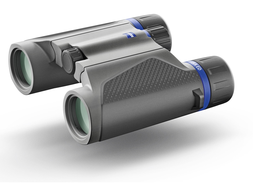 Zeiss Terra ED Pocket Binocular 25mm Roof Prism Black