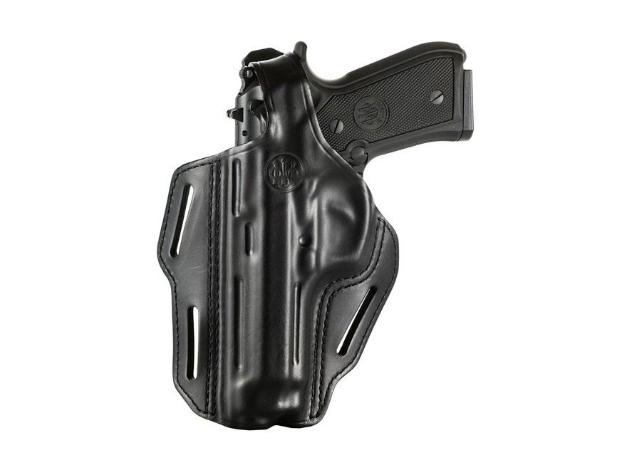 Beretta Mod. 5 Belt Holster 92FS, 96 Leather Black
