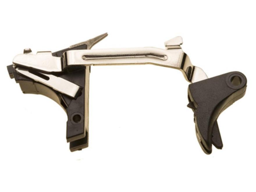 ZEV Technologies Standard Complete Drop-In Trigger Kit Glock Gen 4 9mm Luger Polymer Black