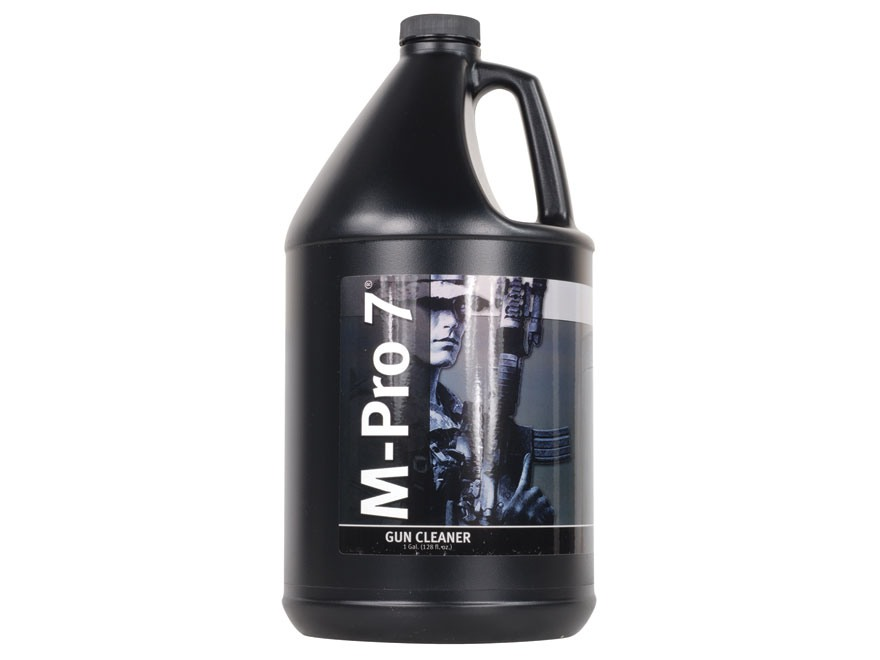 M-Pro 7 Bore Rust Preventative and Bore Cleaning Solvent 1 Gallon Liquid