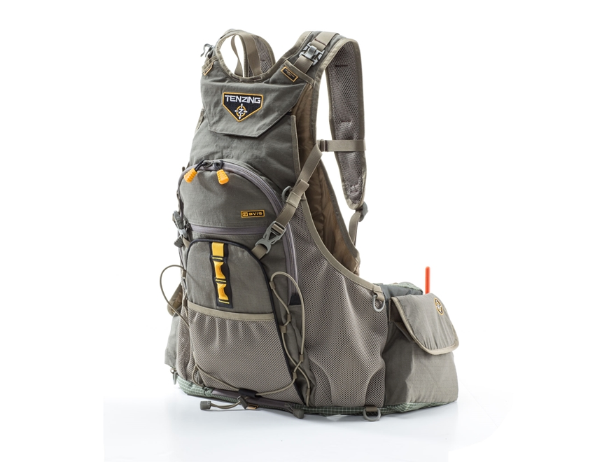 Tenzing TZ BV15 Upland Game Vest Backpack Polyester and Dyneema