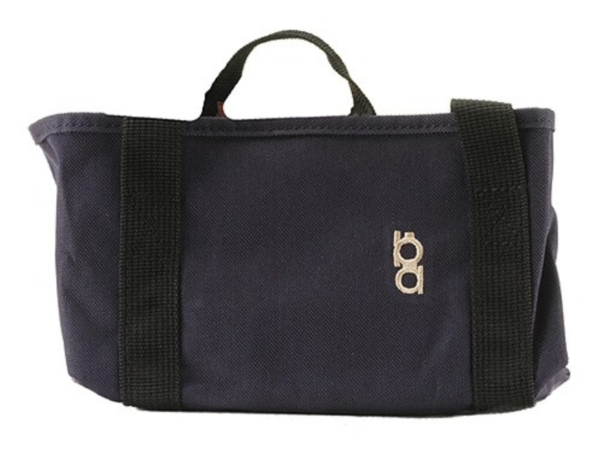 Bob Allen 4 Box Shotshell Ammunition Carry Bag Nylon Navy