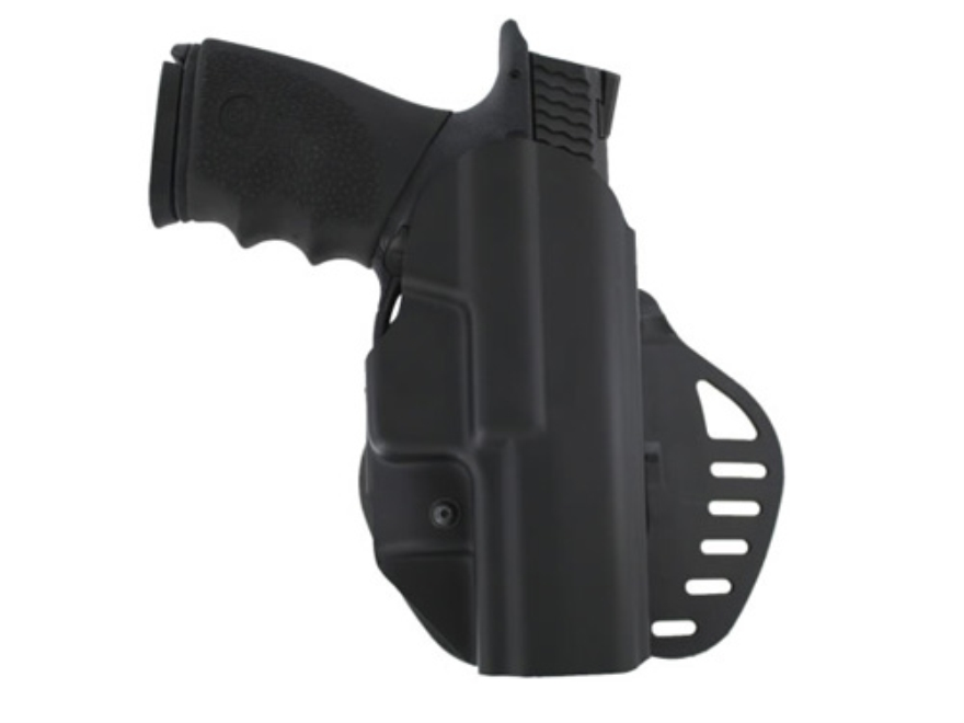 Hogue PowerSpeed Concealed Carry Holster Outside the Waistband (OWB) Smith & Wesson M&P...