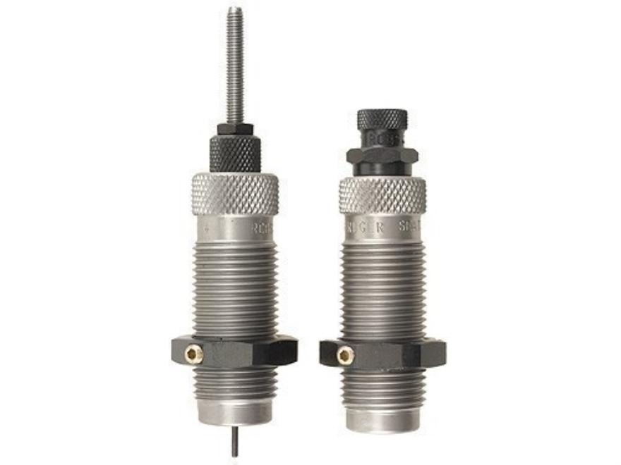 RCBS 2-Die Neck Sizer Set 375 H&H Magnum Ackley Improved 40-Degree Shoulder