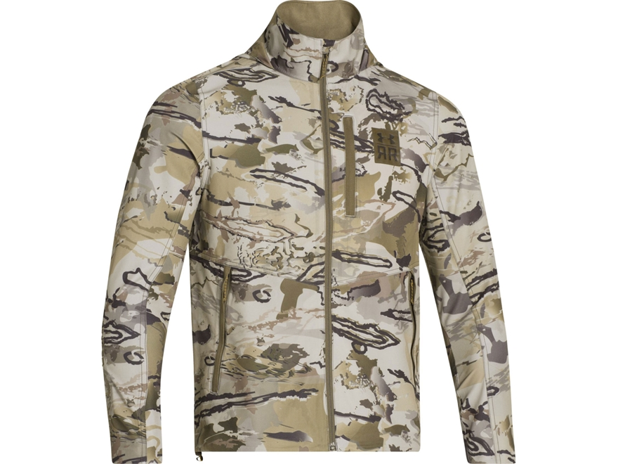 Under Armour Men's UA Ridge Reaper 03 Jacket Polyester Ridge Reaper Barren Camo