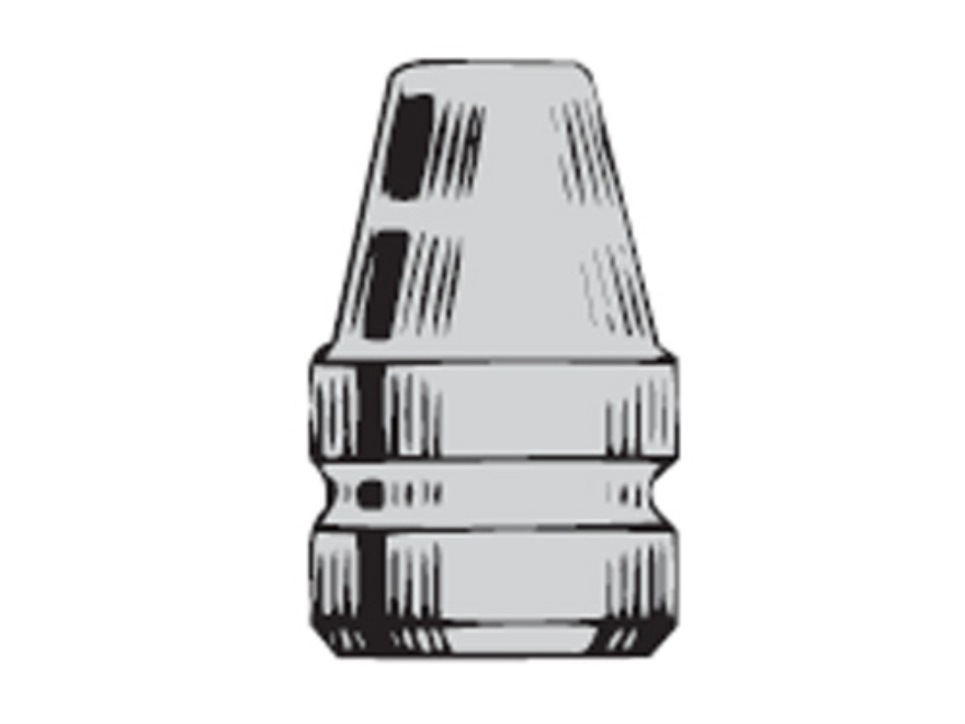 Saeco 3-Cavity Bullet Mold #925 9mm (356 Diameter) 115 Grain Semi-Wadcutter Bevel Base