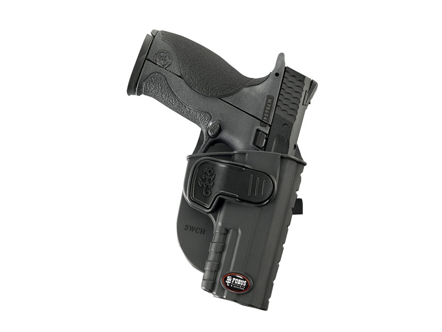 Fobus CH Rapid Release Level 2 Roto-Belt Holster Right Hand Smith & Wesson M&P Compact ...