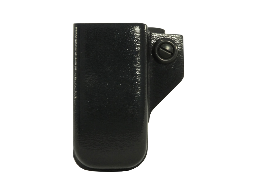 Galco Kydex Single Magazine Pouch 40 S&W, 9mm Double Stack Polymer Magazine Black