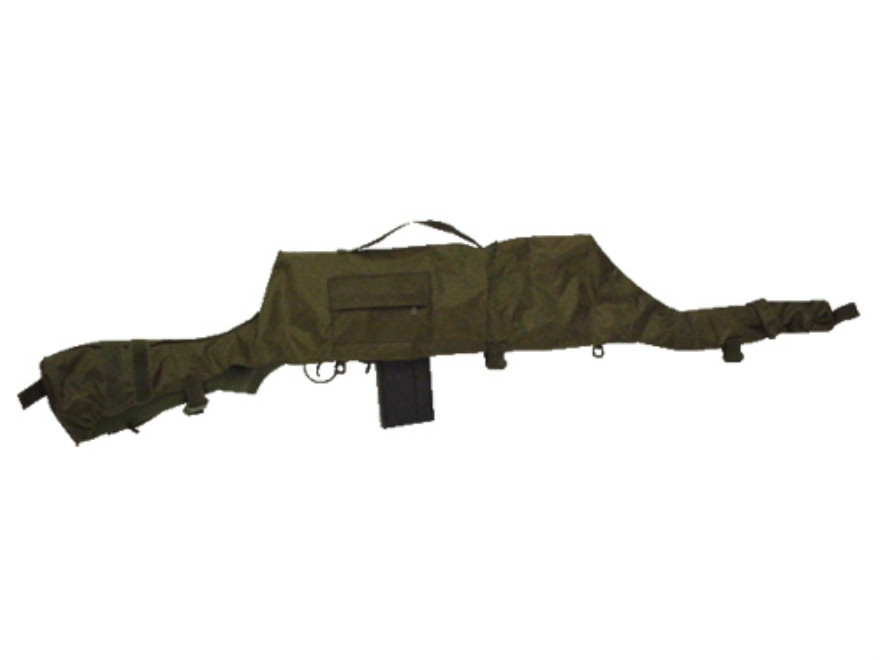 Voodoo Tactical Deluxe Rifle Cover Nylon