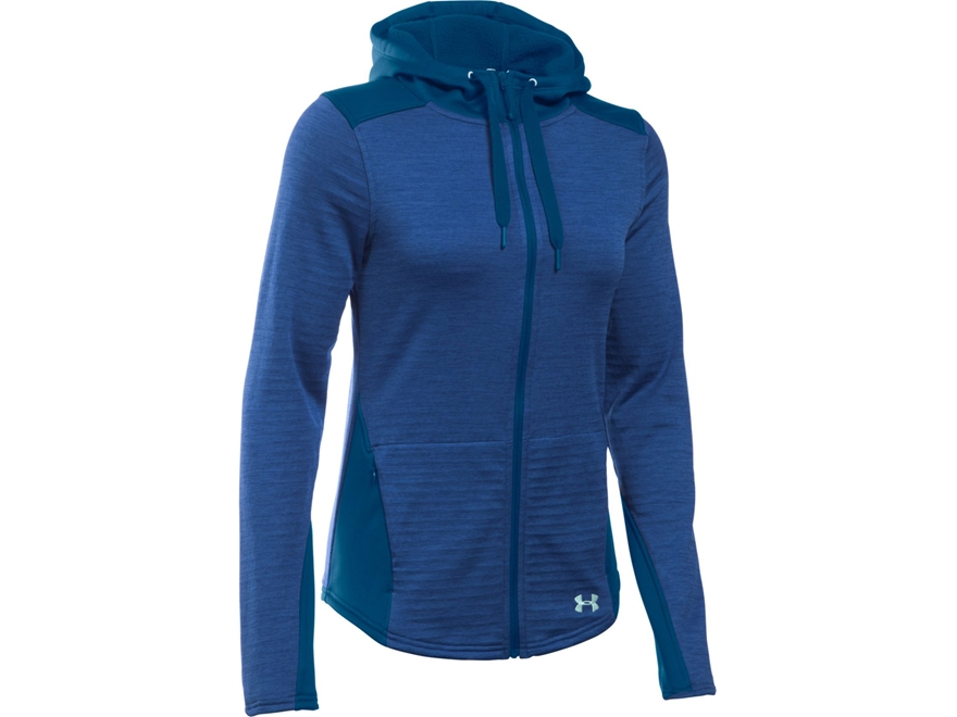 Under Armour Women's UA Expanse Full Zip Hoodie Polyester