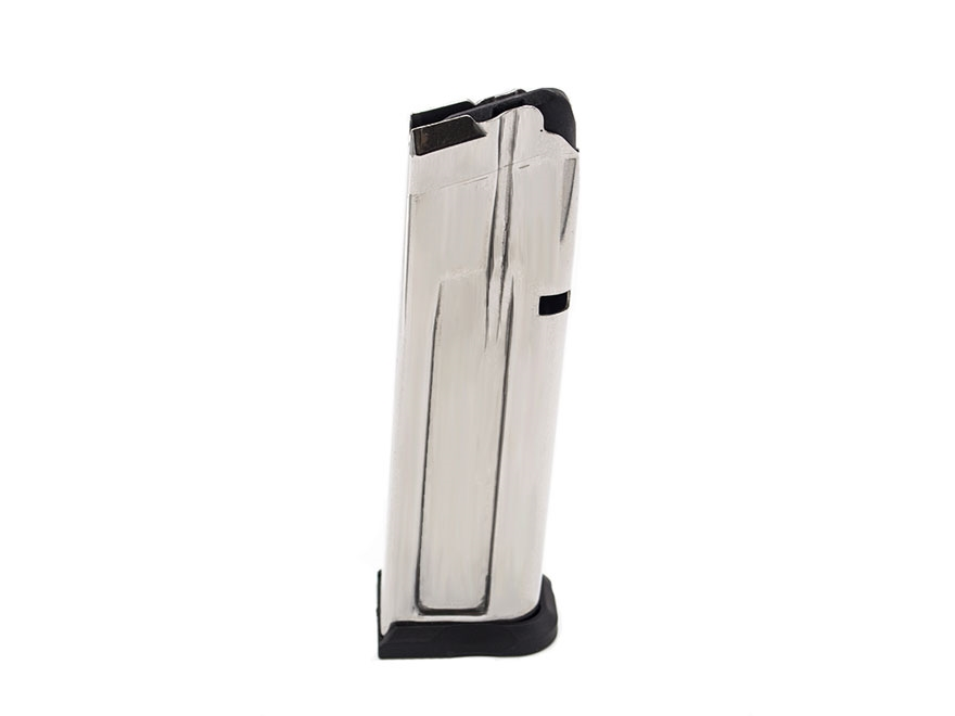 STI Magazine STI-2011 120mm 40 S&W 10-Round Stainless Steel