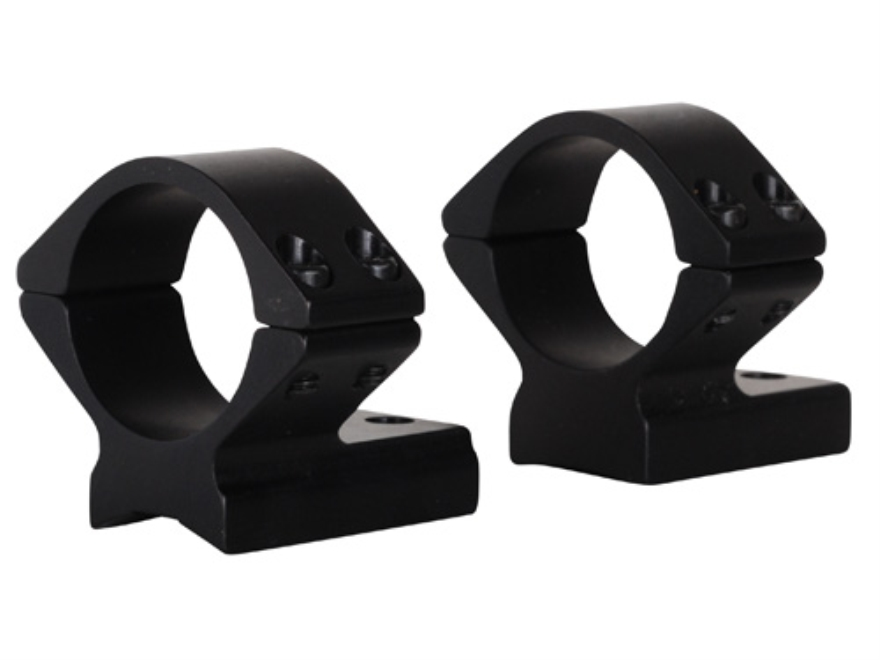 "Talley Lightweight 2-Piece Scope Mounts with Integral 1"" Rings Extended Front Remington..."
