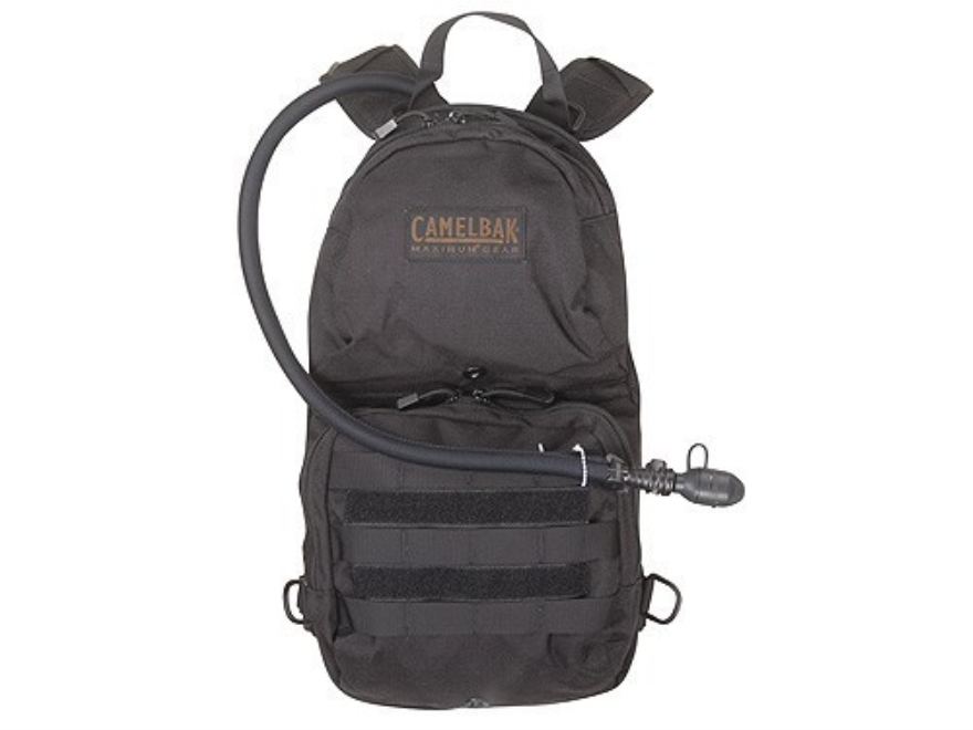 CamelBak M.U.L.E. Backpack with 100 oz Hydration System Nylon Black