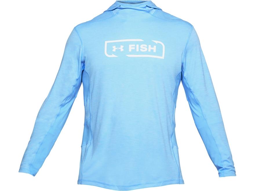 Under Armour Men's UA Fish Hunter Tech Hoodie Polyester