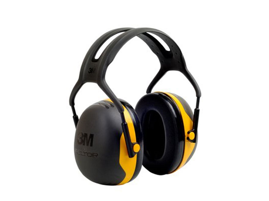 Peltor X2 Ear Defenders Earmuffs (NRR24 dB) Yellow