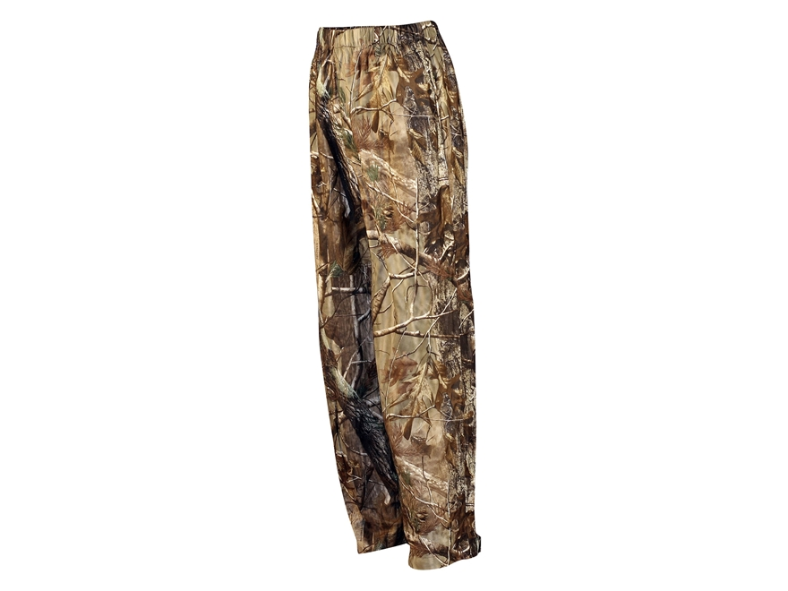 Gamehide Youth Elimitick Cover Up Pants Synthetic Blend Realtree AP Camo