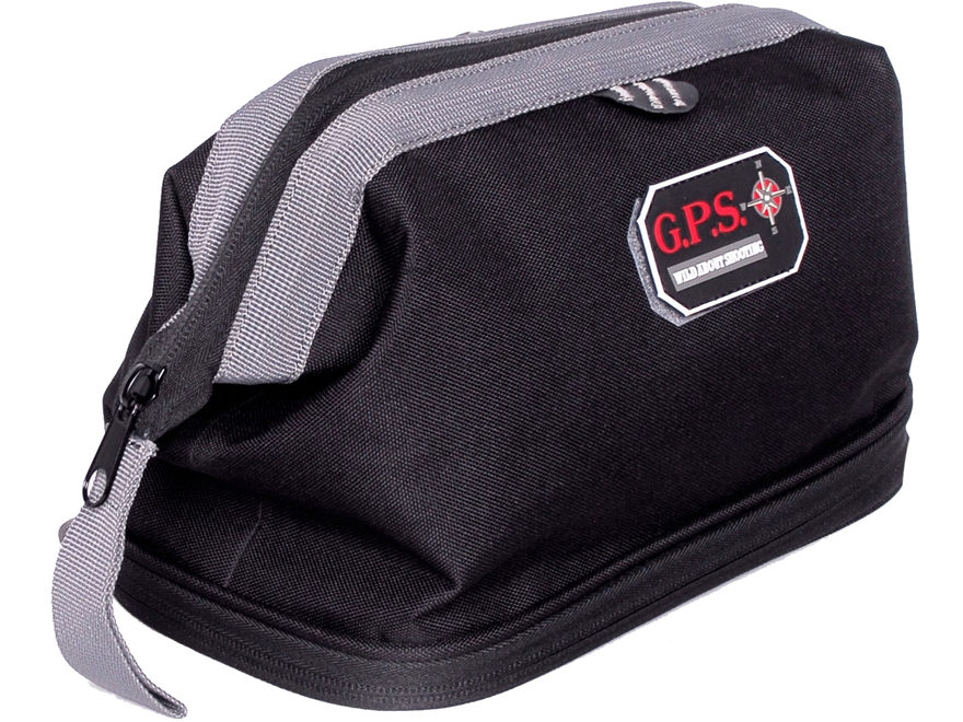G.P.S. Deceit & Discreet Shaving Kit Pistol Case Nylon Black
