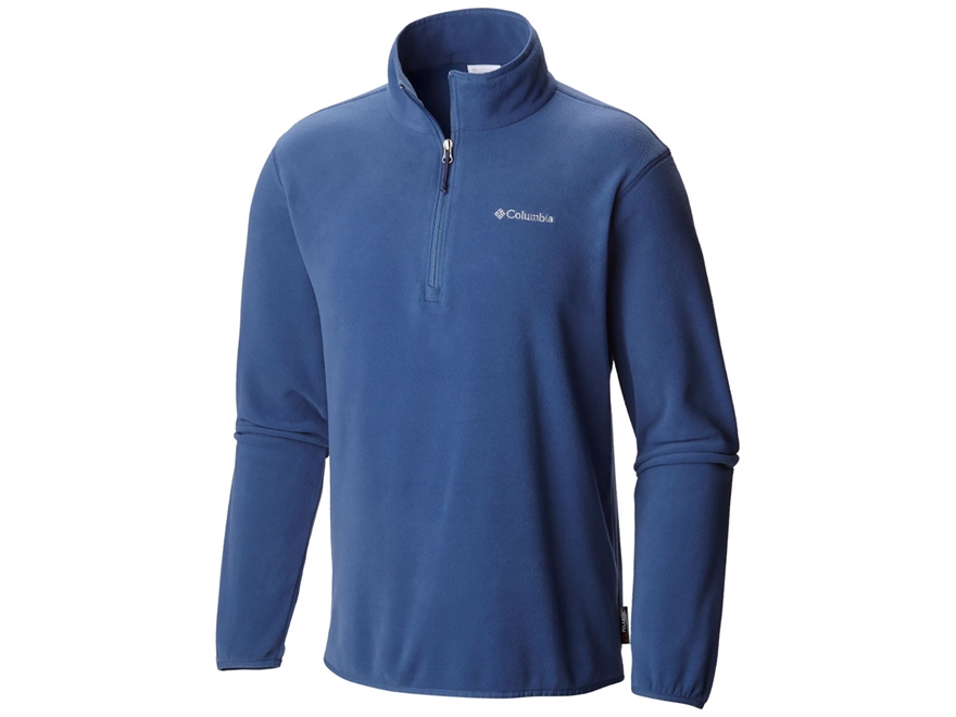 Columbia Men's Ridge Repeat Half Zip Fleece Jacket Polyester