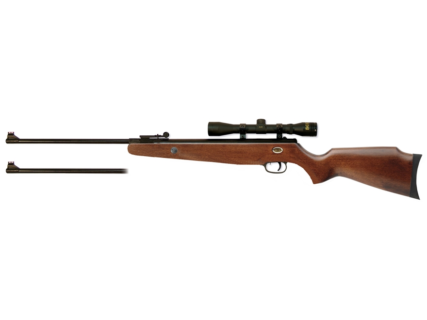 Beeman Grizzly X2 Gas Ram Break Barrel Air Rifle 177 & 22 Caliber Pellet Hardwood Stock...
