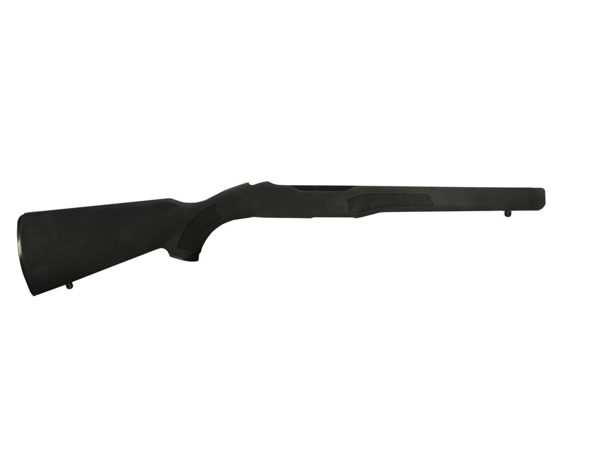 Champion Rifle Stock Ruger 10/22 Standard Barrel Channel Synthetic Black