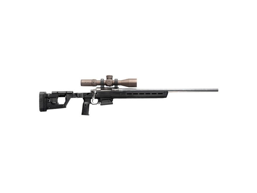 Magpul Pro 700 Chassis Remington 700 Short Action Ambidextrous with Folding Adjustable ...