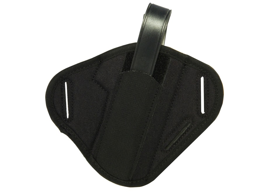 "Uncle Mike's Super Belt Slide Holster Ambidextrous Large Frame Semi-Automatic 4.5"" to 5..."
