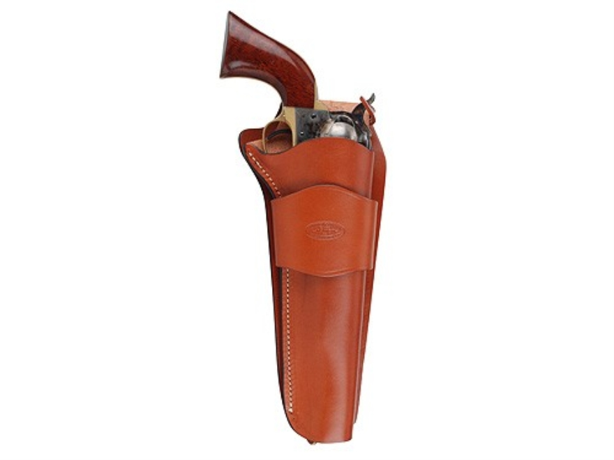 "Hunter 1086 ""Duke"" Style Single Loop Holster Right Hand Colt Single Action Army, Ruger ..."