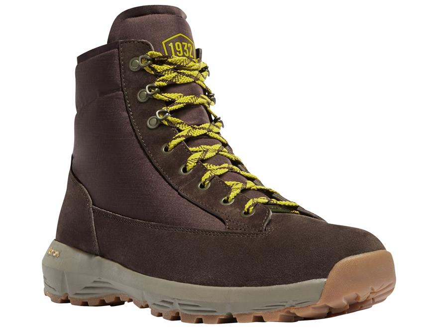 """Danner Explorer 650 6"""" Waterproof Hiking Boots Suede/Nylon Men's"""