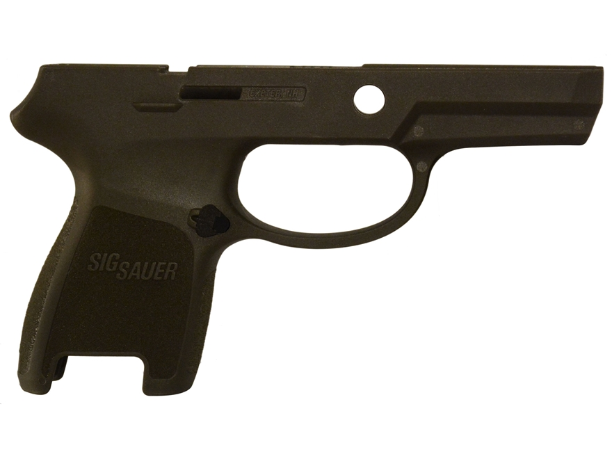 Sig Sauer Grip Module Assembly Sig P250, P320 9mm Luger, 357 Sig, 40 S&W Sub Compact