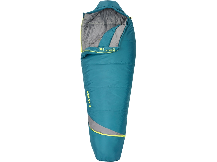 Kelty Tuck 35 Degree Sleeping Bag Polyester Dragonfly