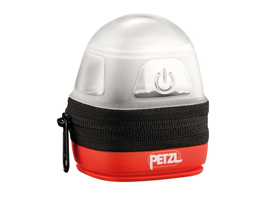 Petzl Notilight Protective Case and Diffuser Polymer Red/Black