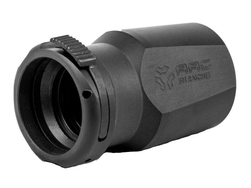 Advanced Armament Co (AAC) BlastOut Blast Diverter for AAC 51-Tooth Muzzle Devices Stee...