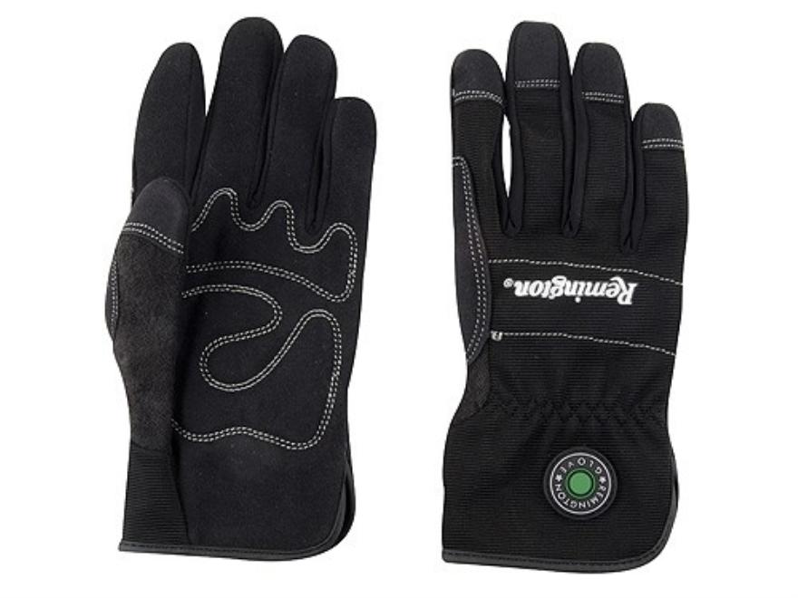Remington RG-10 Slip-Fit Gloves Synthetic Black Medium