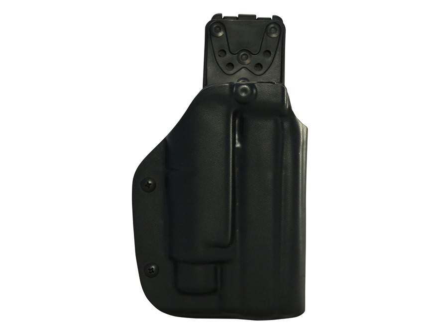 Blade-Tech Weapon & Tactical Light Holster Right Hand 1911 Government with Mounted Stre...