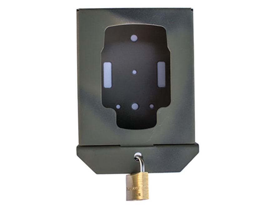 Covert MP Series Bear Safe Digital Game Camera Security Box Steel Camo