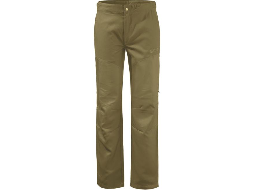 Beretta Men's Active Light Upland Brush Pants Cotton Brown