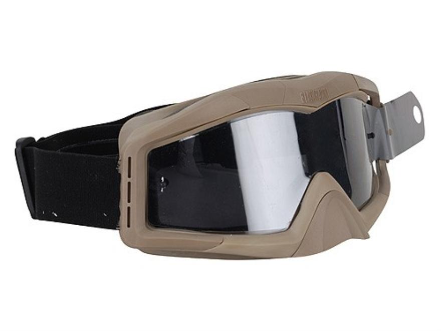 BLACKHAWK! A.C.E. Tactical Goggles Clear Lenses Polymer