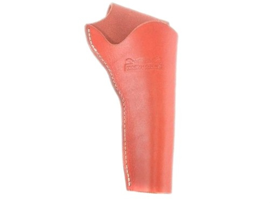 "Van Horn Leather Slim Jim Crossdraw Holster 4.75"" Single Action Right Hand Leather Ches..."